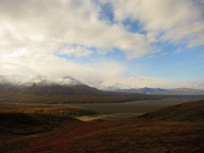 View from Eielson