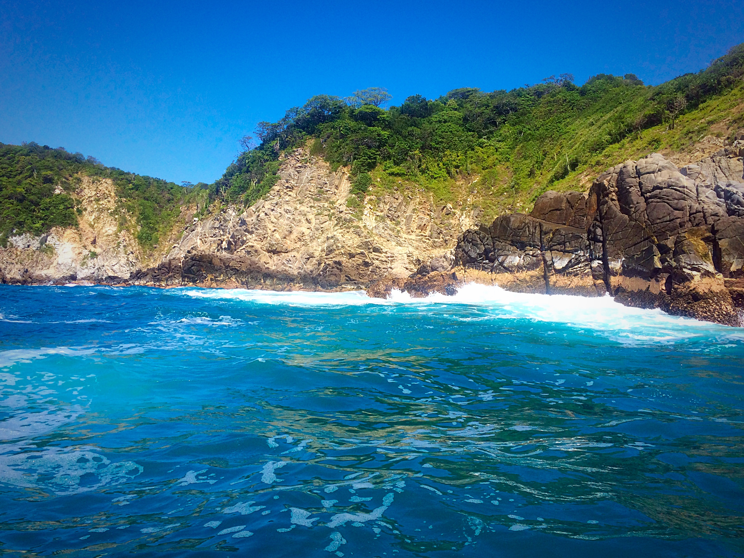 Hanging out on the beaches of huatulco trailing rachel for Doris middleman