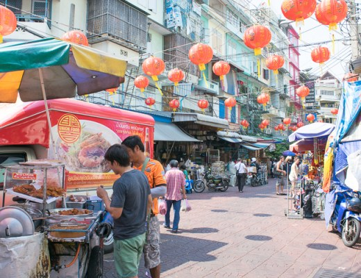 A Self-Guided Food Tour of Bangkok's Chinatown - Trailing Rachel