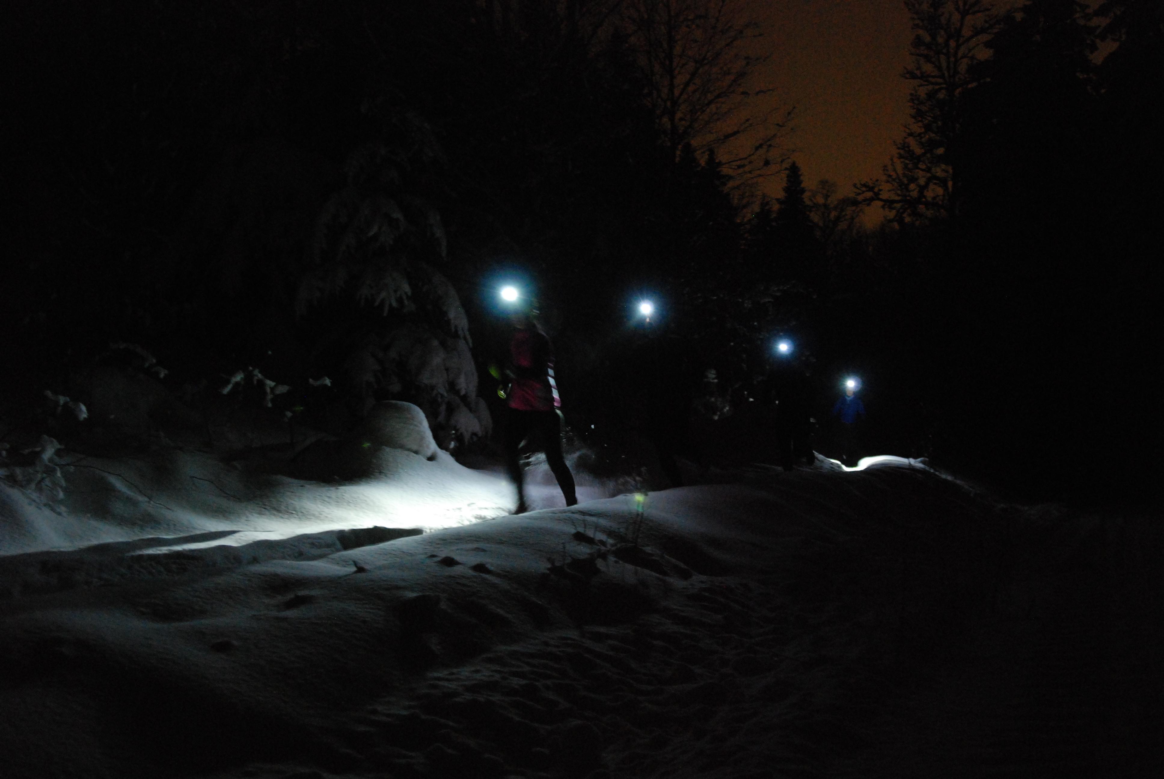Provträna med Team Nordic Trail Jönköping