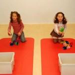 Phát triển cảm giác cho trẻ có hội chứng down: Phần 2: Thể thao và các trò chơi