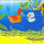 Truyện đọc cho bé: Truyện chú vịt xám