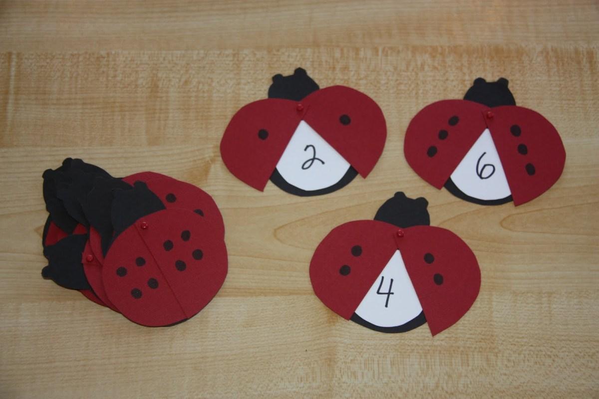 Phương pháp Montessori - Trò chơi Toán học