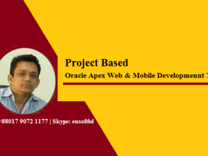Oracle Apex Training Bangladesh