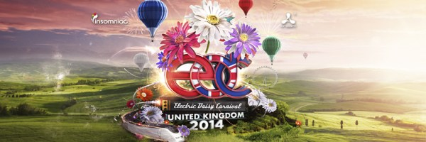 Electric Daisy Carnival UK 2014