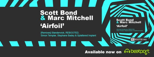 Scott Bond & Marc Mitchell - Airfoil