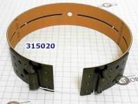 Лента тормозная, (O.Dr. Band) RE4F04A/4F20E [ширина 41,25 mm] 1993-up