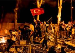 Politics and the city – the battle over Istanbul's Gezi park