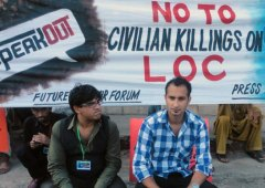Local peacebuilders demand an end to conflict in Kashmir