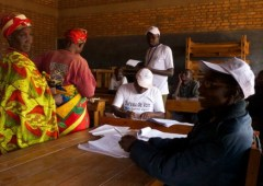 Ensuring peaceful elections in Burundi