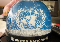 The new UN and peacekeeping