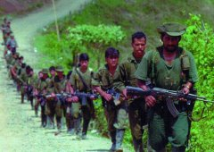 Drug trafficking and the Colombian conflict