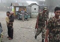 Talking peace in Nepal