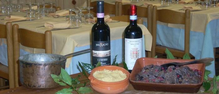 ricette tipiche - ristorante a coazze - polenta e cervo