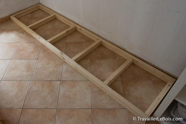 fabrication d un placard 3 me partie travailler le bois. Black Bedroom Furniture Sets. Home Design Ideas