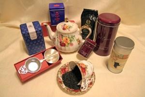 British Teas image