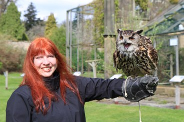 Swinton Park Castle Aviary Patrice Raplee - Travel photojournalist