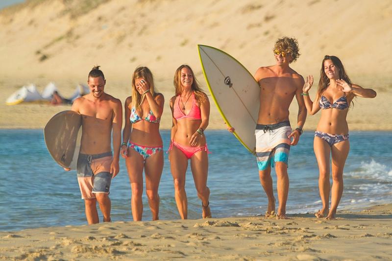 Surfcamp Frankreich - Surfen lernen