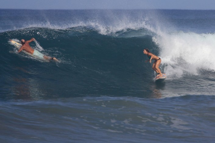 Jaco Costa Rica surfen