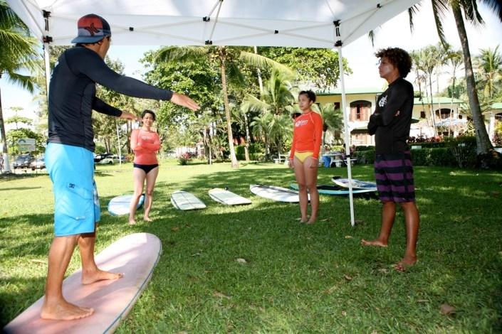 Gute Surfschule Playa Hermosa Costa Rica