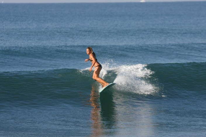 Wellenreiten Costa Rica