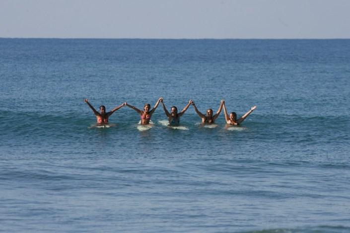 Surfen lernen Costa Rica
