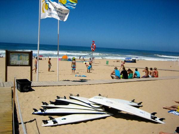 Surfurlaub Lourinha Portugal