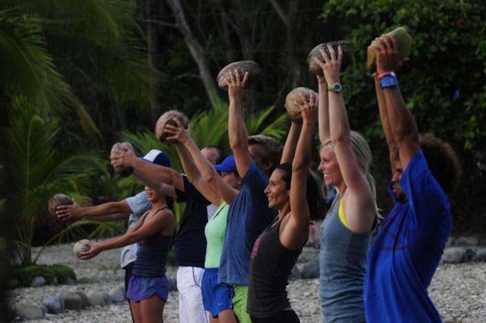 Surfkurs mit Yoga Angebot
