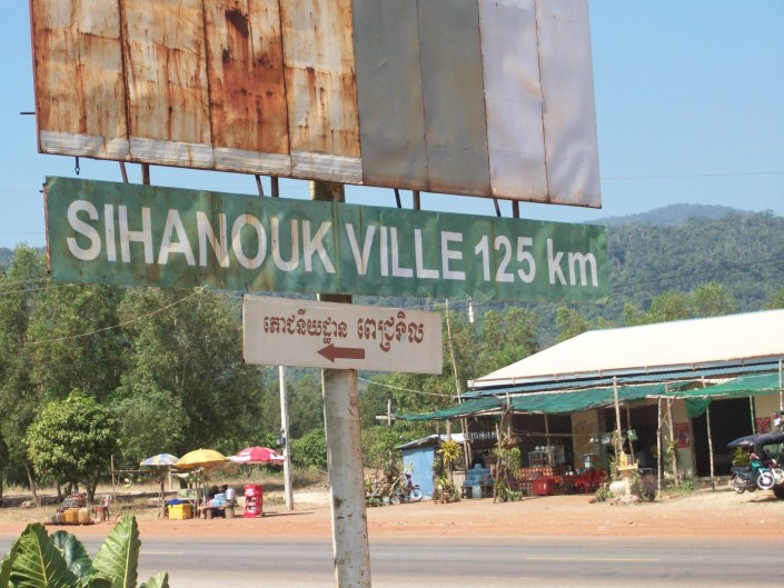 Dirt Roads and Crashed Bikes- A New Year's Eve in Cambodia
