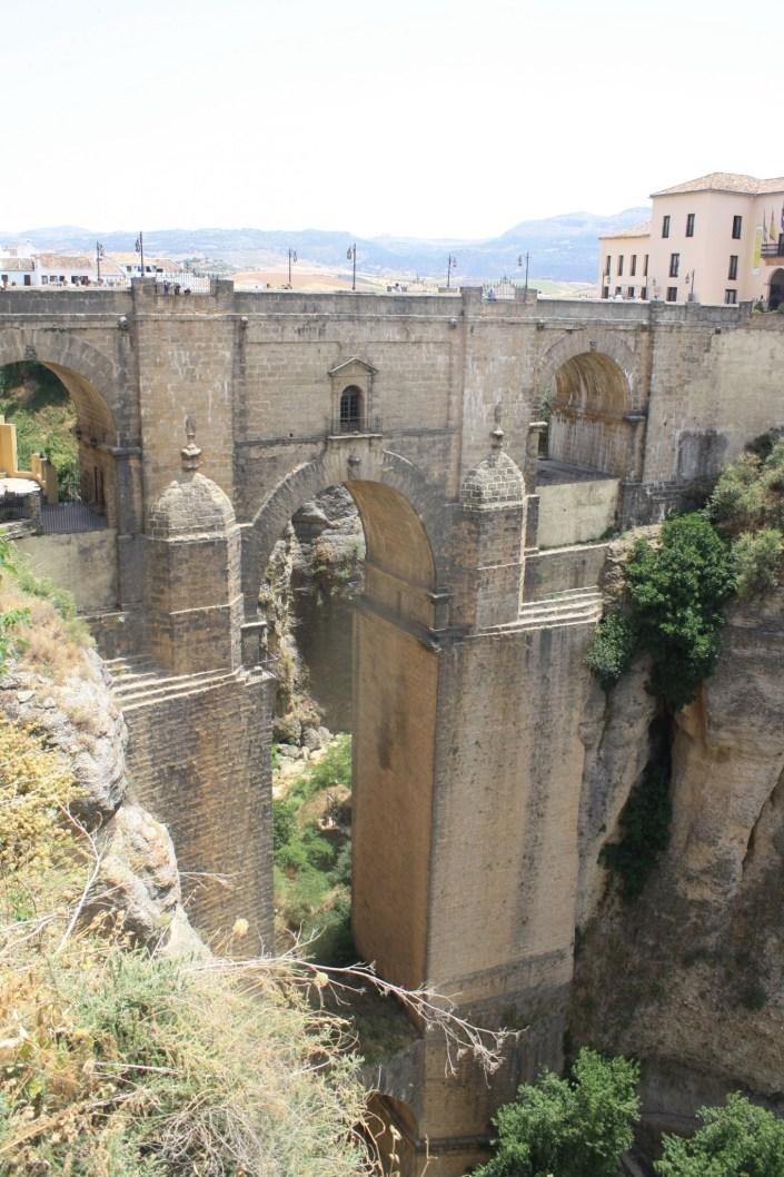 The Daunting Cliffs of Ronda
