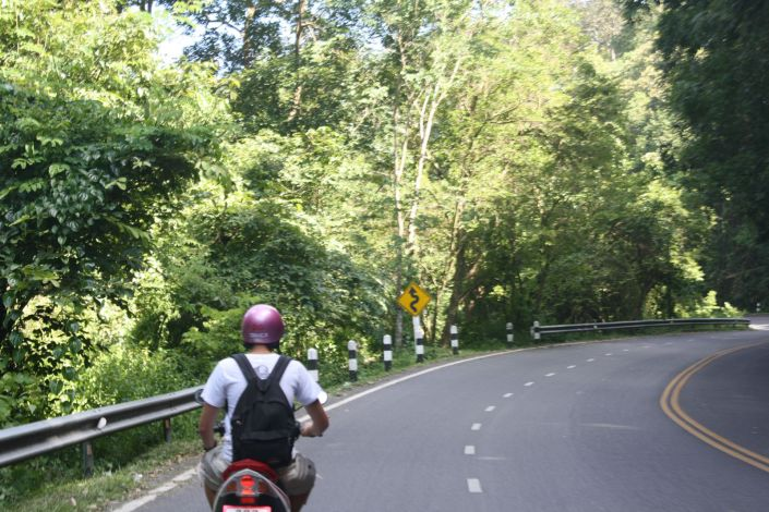 From Chiang Mai to Pai: A Ride Through the Jungle