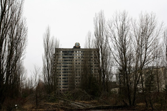Photos From The Road: The Chernobyl Exclusion Zone