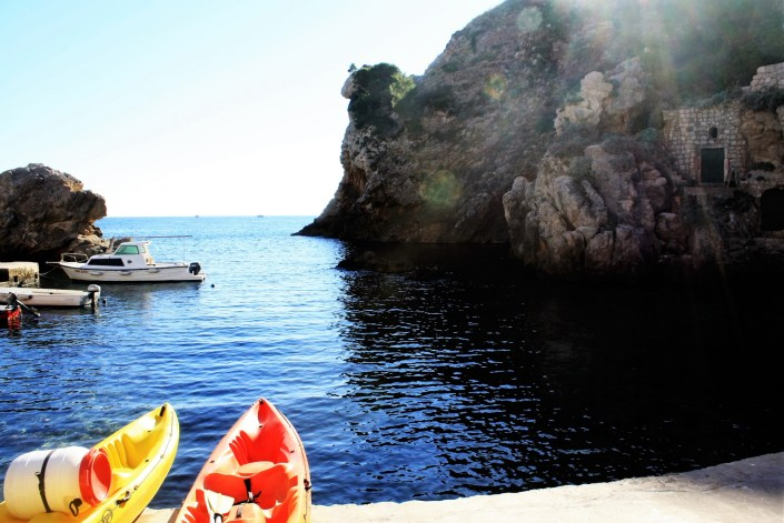 Dubrovnik: Best Viewed From The Waves