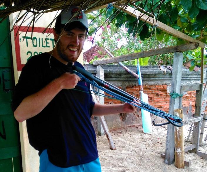 I Went Spearfishing In Bali
