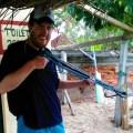 Spearfishing in Bali