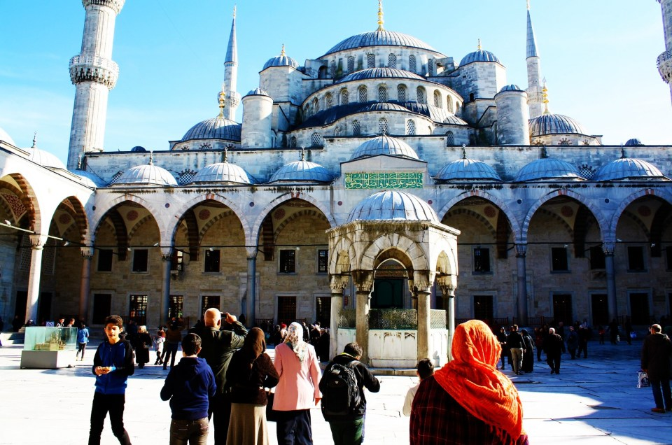 Photos From The Road: Istanbul