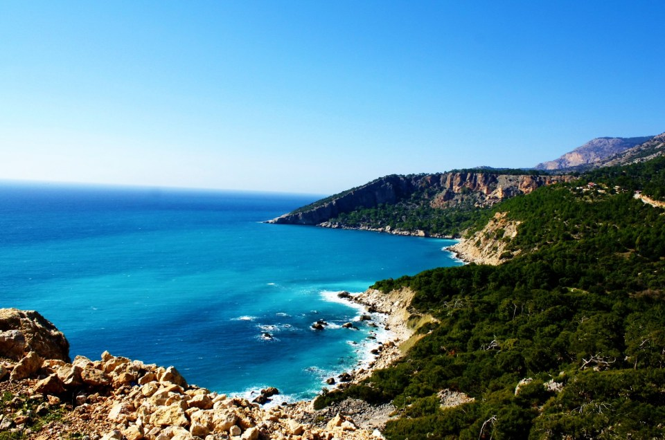 Photos From The Road: Hiking The Lycian Way