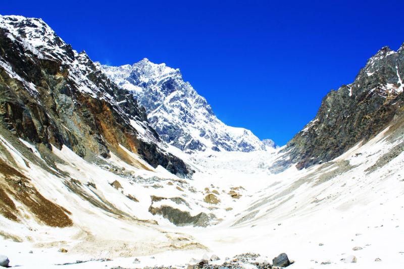 Chaladi Glacier Georgia