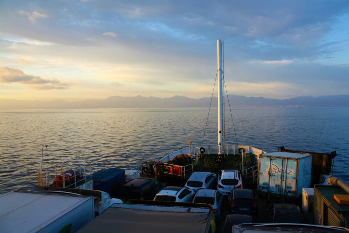 Slow Travel: The Ferry From Turkey To Northern Cyprus