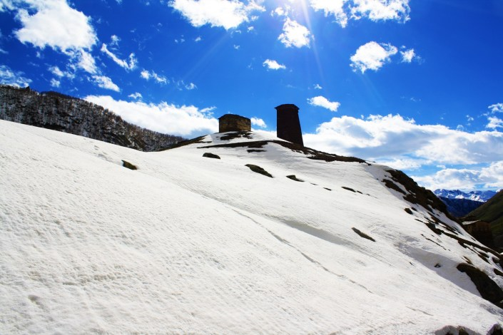 The Incredible Svaneti Mountains In Pictures