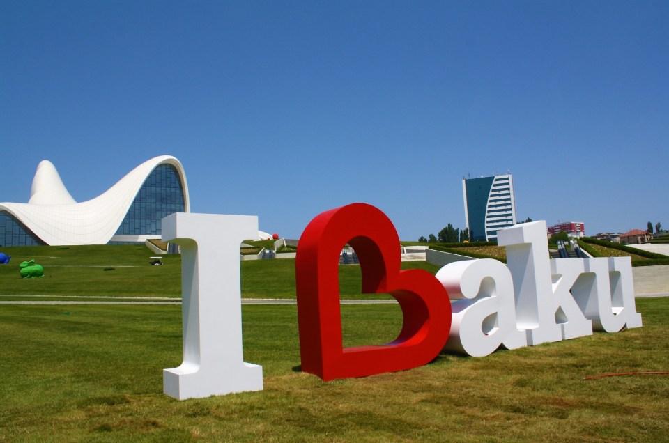 How To Get An Azerbaijan Visa In Tbilisi!