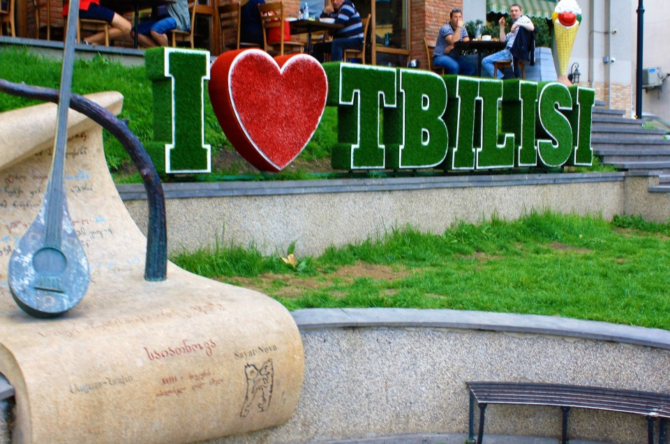 Photos From The Road: Tbilisi Living!