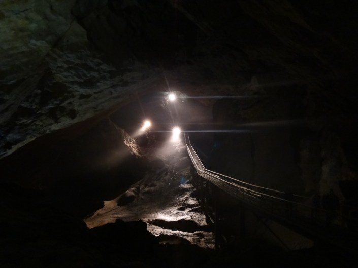 My Very Soviet Holiday Continues In The Depths Of The Novy Afon Cave