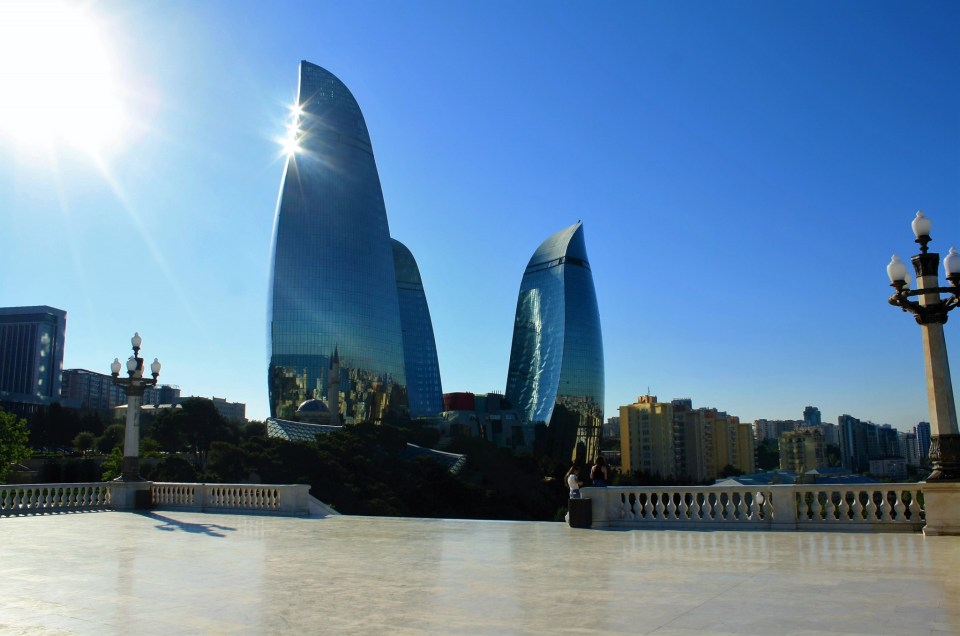 How To Get A Tajikistan Visa In Baku!