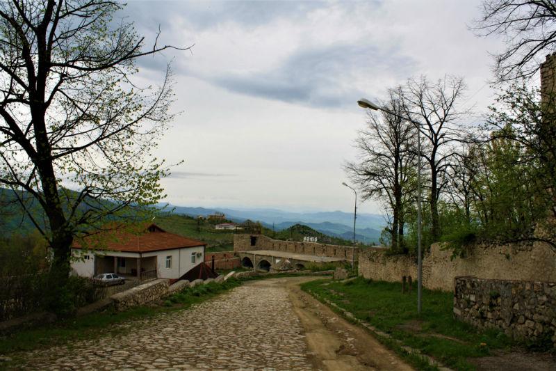 Nagorno-Karabakh Armenia Azerbaijan Travel