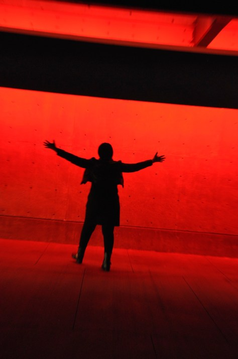 Celebrate ! Red Woman shadow