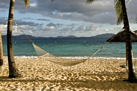 Virgin Islands - Peace on a hammock