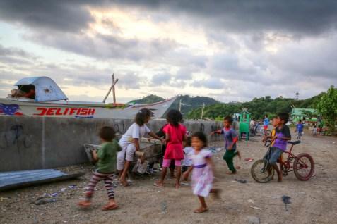 Storm in Labuan Bajo