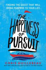 happiness of pursuit cover