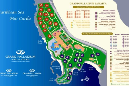 jamaica grand palladium jamaica lady hamilton resort map